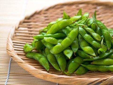 枝豆が固かった場合の原因は茹で加減だけ?固い場合の対処法